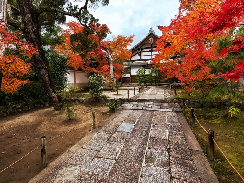 Puzzle Sammeln Puzzle Online - Kioto