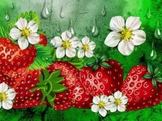Собирать пазл Strawberry онлайн
