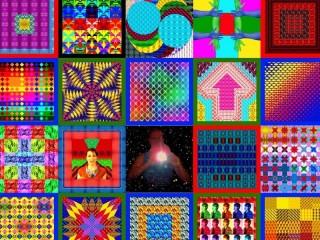 Собирать пазл Collage онлайн