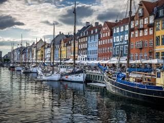 Собирать пазл Copenhagen онлайн