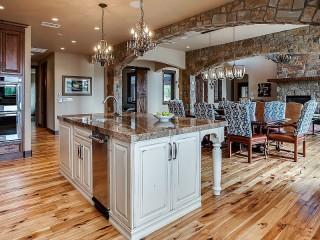 Собирать пазл Kitchen and dining room онлайн