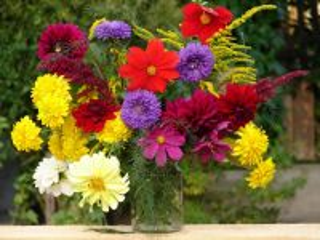 Собирать пазл Summer bouquet 2 онлайн