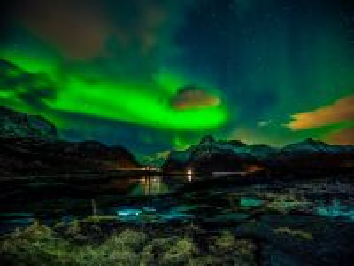 Собирать пазл Lofotenskie ostrova онлайн