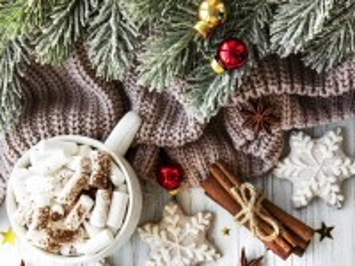 Собирать пазл Marshmallows in a cup онлайн