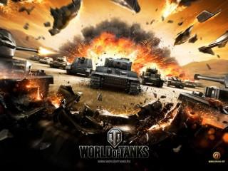 Собирать пазл World of tanks онлайн