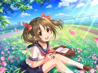 Собирать пазл Miria Akagi онлайн