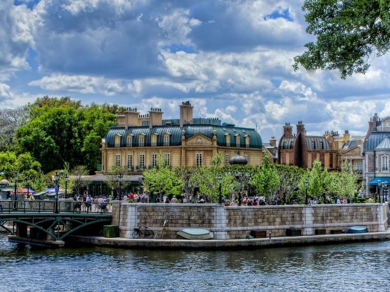 Puzzle Sammeln Puzzle Online - Most reka Parizh