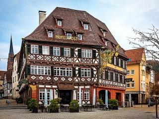Собирать пазл Nagold Germany онлайн