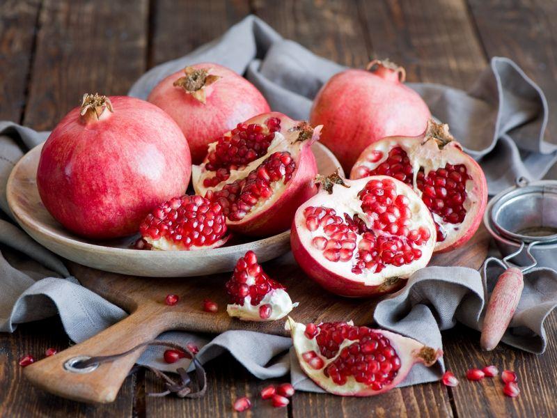Puzzle Sammeln Puzzle Online - Still life pomegranate