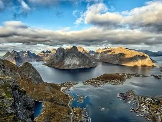 Собирать пазл Norway онлайн