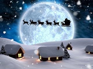 Собирать пазл Christmas miracle онлайн