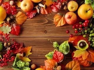 Собирать пазл Autumn still life онлайн