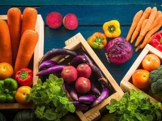 Собирать пазл Vegetables онлайн
