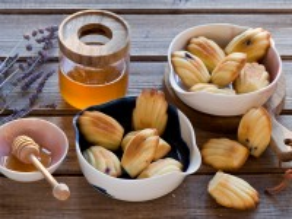 Собирать пазл Biscuits with lavender онлайн