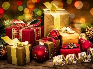 Собирать пазл Gifts онлайн