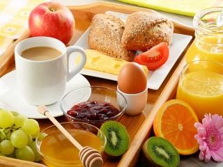 Собирать пазл Healthy Breakfast онлайн