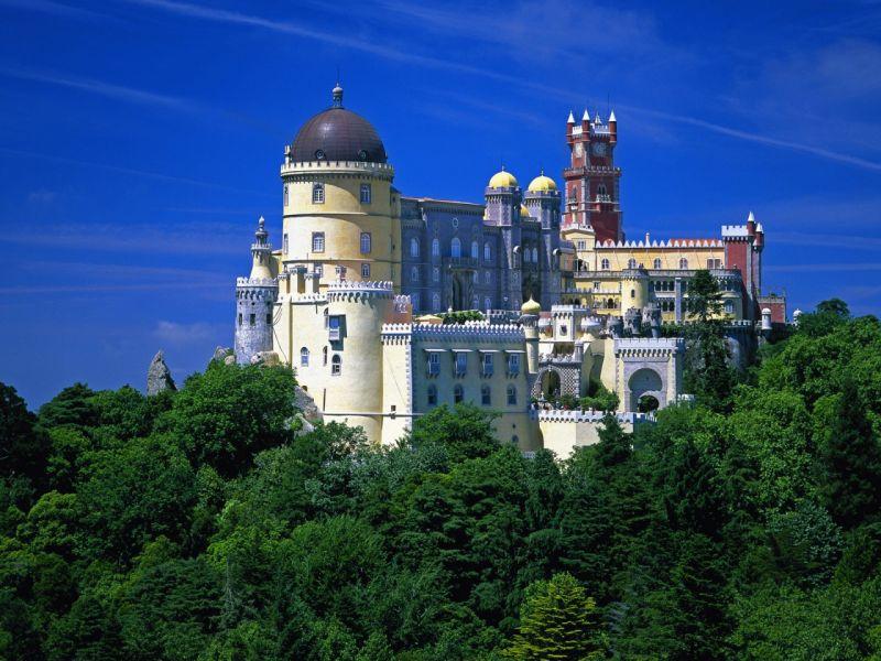 Puzzle Sammeln Puzzle Online - Portugal Palace
