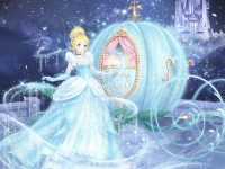 Собирать пазл The Transformation Of Cinderella онлайн