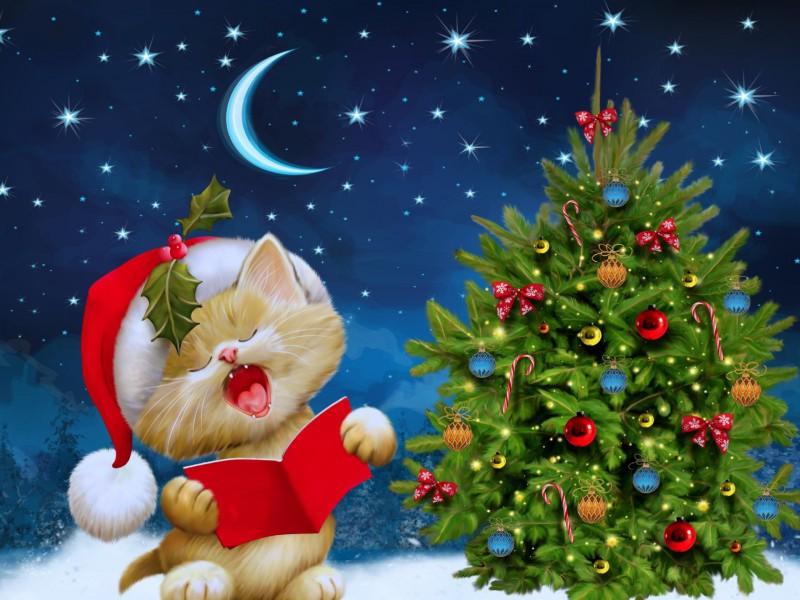 Puzzle Sammeln Puzzle Online - Christmas carol