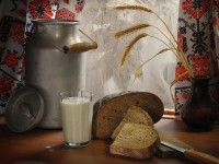 Собирать пазл Rural Breakfast онлайн