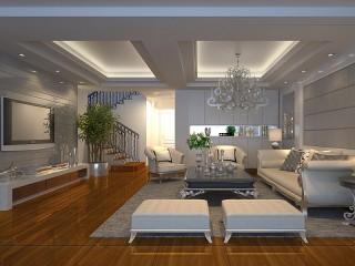 Собирать пазл Silver interior онлайн