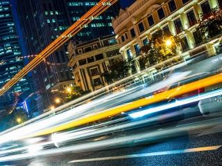 Собирать пазл The speed of the metropolis онлайн