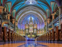 The Cathedral in Montreal