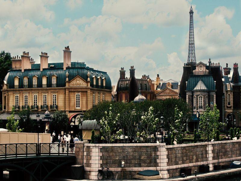 Puzzle Sammeln Puzzle Online - Quiet nook in Paris
