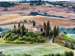 Собирать пазл Tuscany онлайн