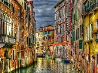 Собирать пазл Venice in Italy онлайн