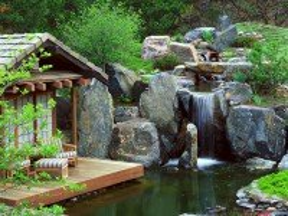 Собирать пазл Villa u vodopada онлайн