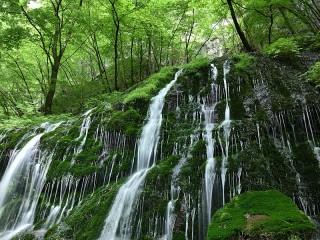 Собирать пазл Waterfall онлайн