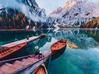 Собирать пазл South Tyrol онлайн