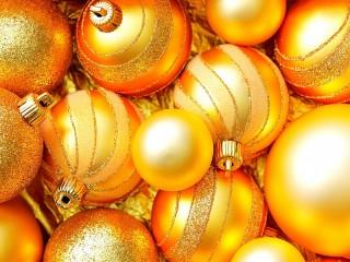 Собирать пазл Golden balls онлайн